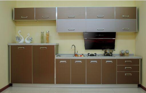 乐铃智能隐形厨房 为你打造健康无油烟厨房