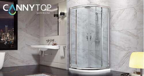 在凯立淋浴房里畅享舒适的淋浴体验
