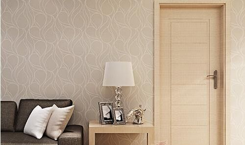 原木色家具搭配什么颜色的门最适宜