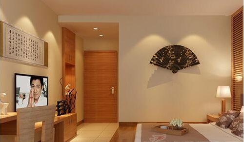 原木色家具搭配什么顏色的門最適宜