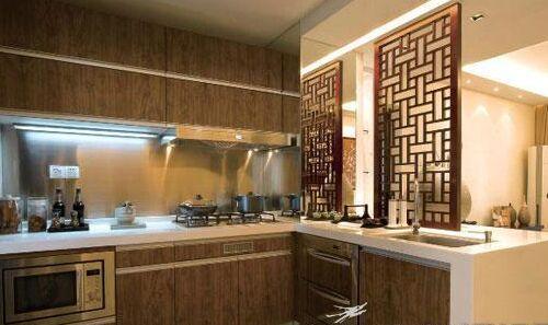 橱柜 橱柜新闻 热点聚焦 >> 浏览文章       新中式厨房装修装饰