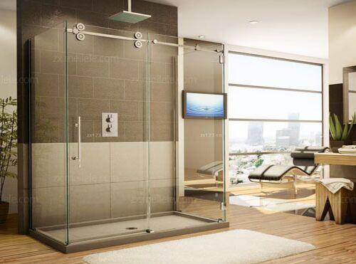 浴室玻璃门价格 浴室玻璃门选购技巧