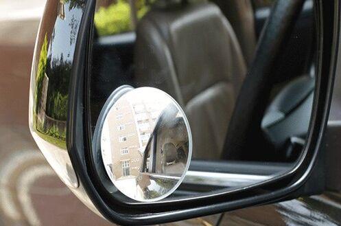 威卡司盲点倒车镜 随意调节无边框大视角