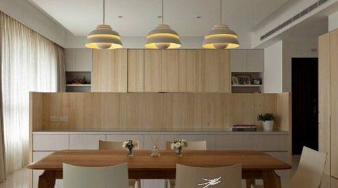 muji风格厨房装修设计