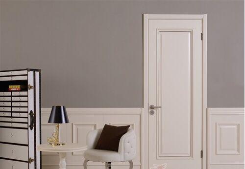 歐式風格室內門鑒賞 讓家居更加高貴典雅