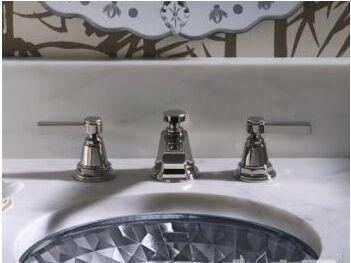 科勒卫浴艺术产品系列 精巧细致的工艺