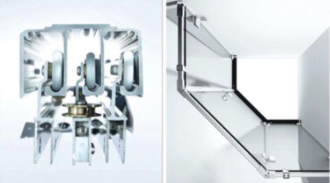 恒洁淋浴房:安全使用,轻松装修