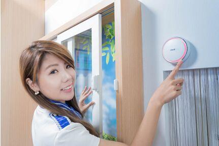 华硕智能门锁及感测设备上市,完美打造便利智能家庭