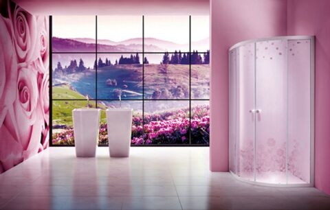 湘潭去哪买淋浴房好?红星美凯龙店找玫瑰岛
