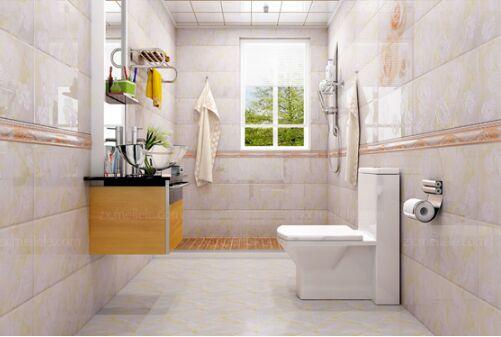 清新卫生间瓷砖颜色搭配技巧分享