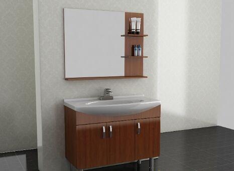 安华卫浴浴室柜 轻松打造现代简约风