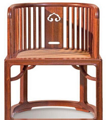 国寿椅,新明式红木家具经典代表