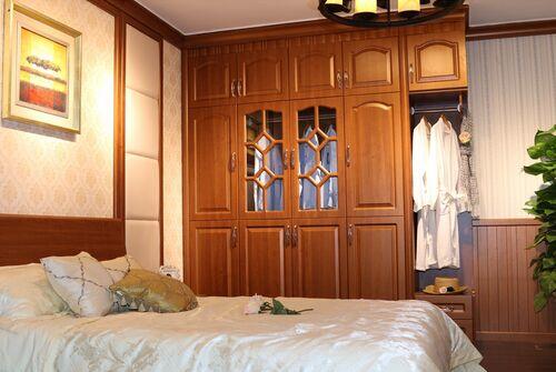 """轻奢美式卧室推荐:箭牌衣柜""""玛莎公爵"""" 颜值功能双在线"""