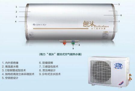 格力空气能热水器 为绿色环保添砖加瓦