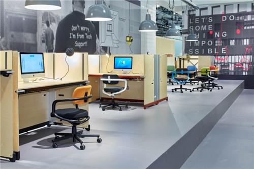 迎合年轻消费群体 办公家具也可以大玩花样