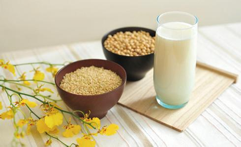 早上想来个营养健康的早餐 九阳豆浆机少不了
