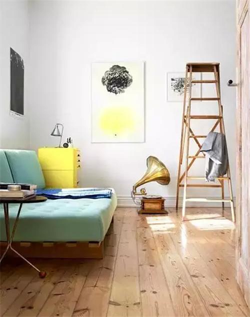 地板搭配:看地板与家居建材的不同融合