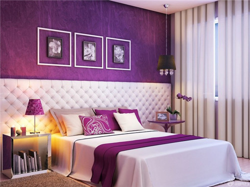 泥土和自然的色彩可以结合深紫色和浅褐色或者亮紫色+绿色.