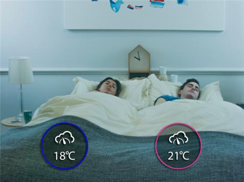 冷到发抖的季节  你需要一张睡到不想起来的床