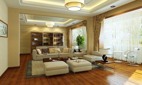 供暖季地板需要保湿 骤冷骤热对木地板伤害大