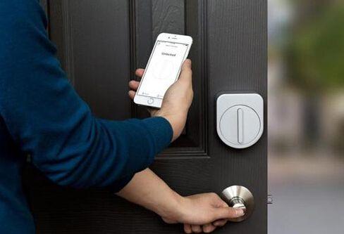 不是所有的锁都叫智能锁 著名锁具品牌曼申