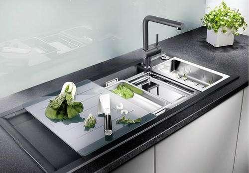 BLANCO铂浪高知名品牌水槽 品质享誉全球