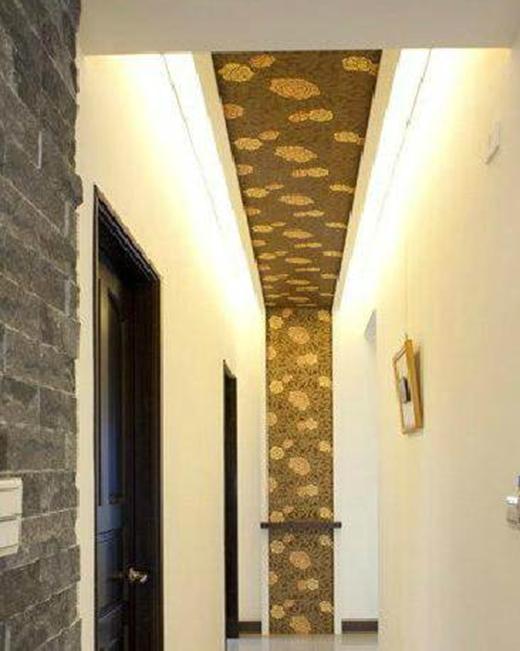 进门第一印象很重要 入户走廊吊顶如何设计