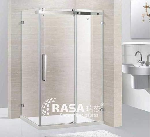 瑞莎淋浴房知名品牌 缔造美式淋浴房佳话