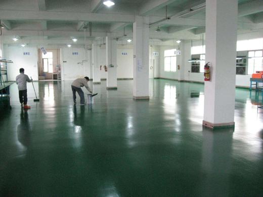 地坪漆十大品牌环氧地坪漆对涂装环境的要求