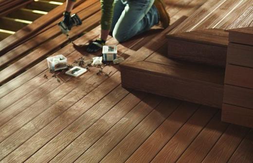 """木地板,几乎家家都需要,而中国木地板界流行一句话""""三分产品七"""