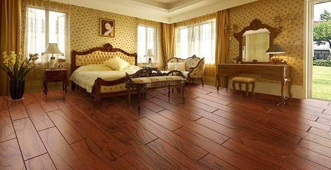中国木地板品牌企业如何抢占国际市场