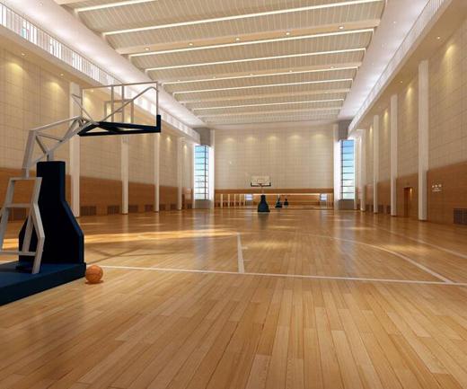 木地板品牌价格行情:运动地板开始拉涨价格