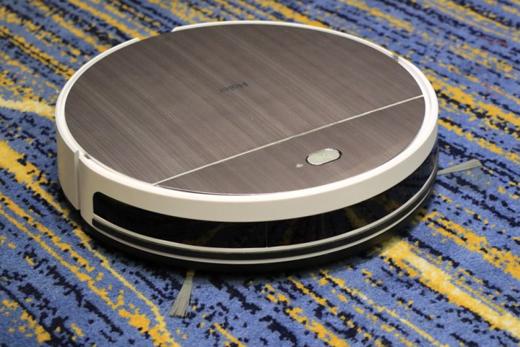 高端生活家电玛奇朵M1扫地机器人 未来机器人会更好玩