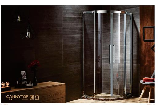 凯立淋浴房十大品牌 浪漫汇聚24月亮河系列