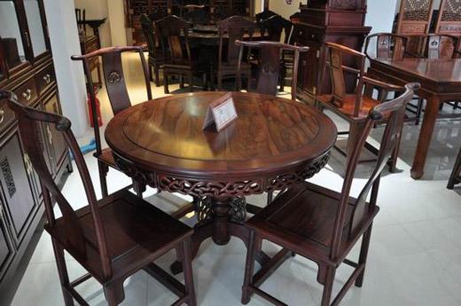 博古斋陆洪民,产品如人品打造红木家具