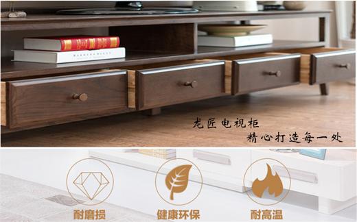 定制一组惊艳的电视柜,能够瞬间提升你的客厅品味