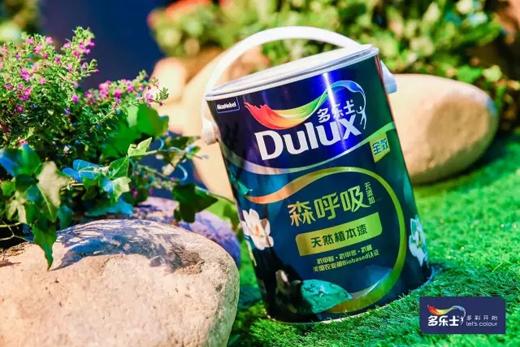 多乐士十大涂料品牌,森呼吸天然植本漆全球首发