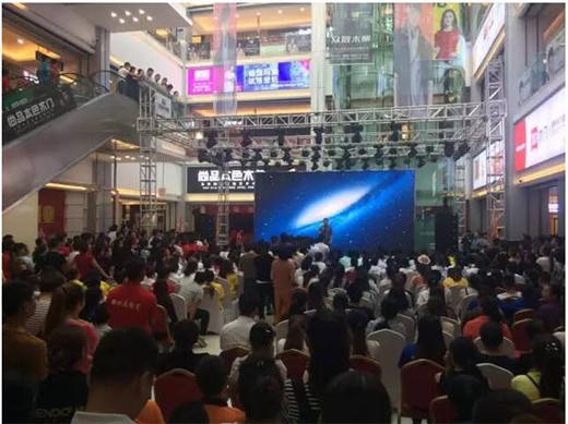 热烈祝贺嘉宾知名品牌瓷砖强势进驻新疆