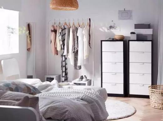 同样是衣柜,收纳却大不相同,你家的衣柜选对了吗