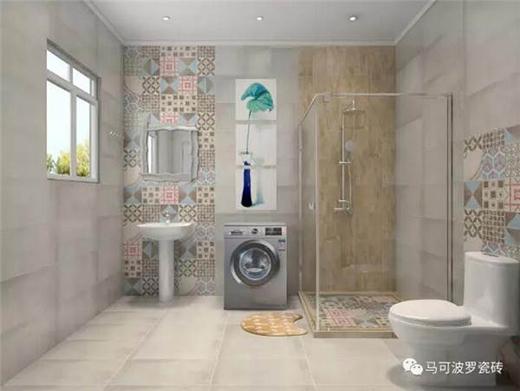 马可波罗十大瓷砖品牌,给你一个颜值爆表的卫生间