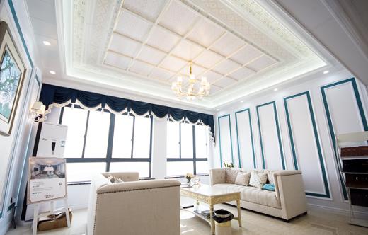 爱尔菲为你量身定制10个客厅装修设计案例
