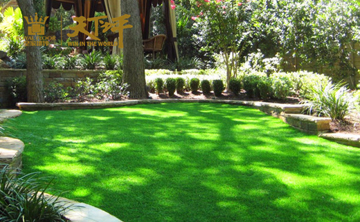 庭院草坪设计图片大全