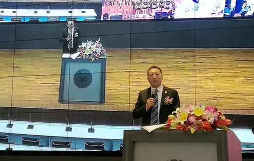 东方雨虹十大防水材料品牌荣幸参与全球华人品质峰会