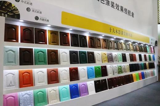 数码彩知名涂料品牌,让您真正定制专属的衣柜