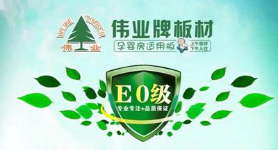 伟业牌十大生态板品牌:绿色环保,健康无忧