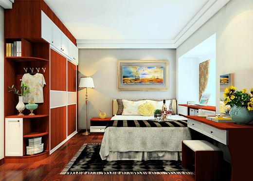 如何给自己的卧室定制一个质量好的衣柜