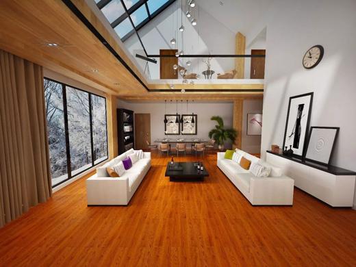 新年放新招:扬子十大木地板品牌新专利革新上市