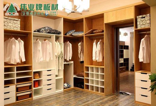 伟业神锤定制衣柜著名品牌具体流程