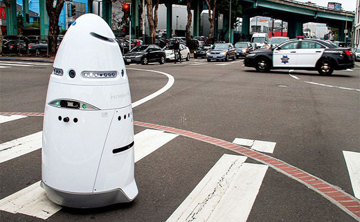安防机器人引爆新热点,助安防智能发展一臂之力