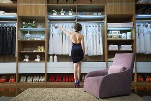 """不分年龄层,定制衣柜成为""""全民宠儿"""""""